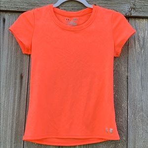 Under Armour Girls Tee - Size L Kids
